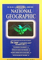 National Geographic 1984