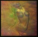 NUDE IN HOLOGRAM No. 2